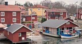 Winterliches Småland